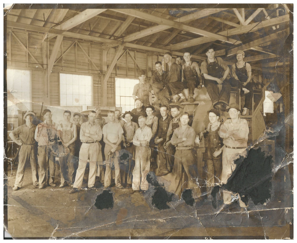 Laurel Machine and Foundry Workers